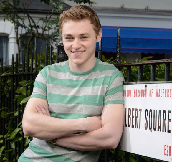 From The Gryphon to Albert Square - Ben Hardy