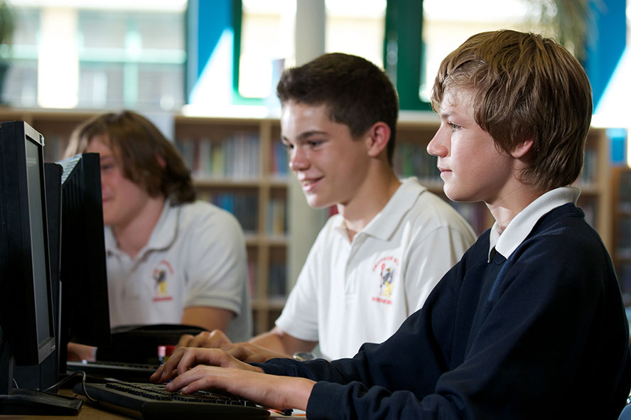 Gryphon School - Students