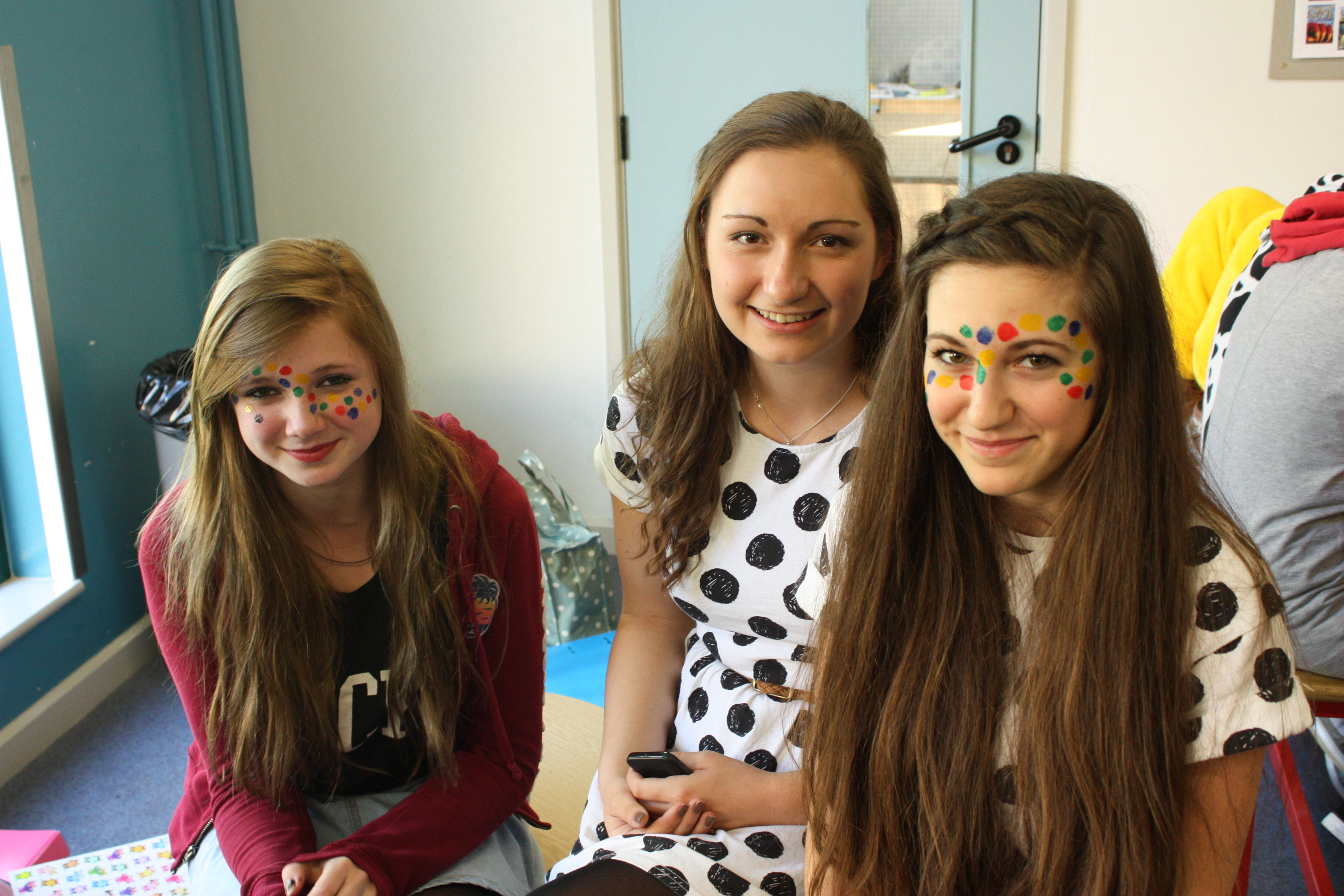 Sixth Formers - Children in Need