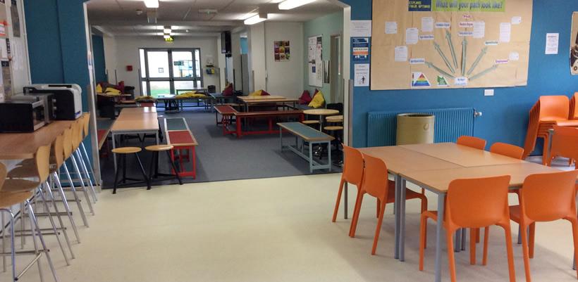 Gryphon School Common Room