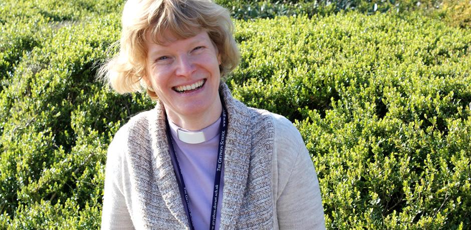 The Reverend Diane Tregale