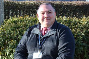 Simon Evans, Attendance Officer